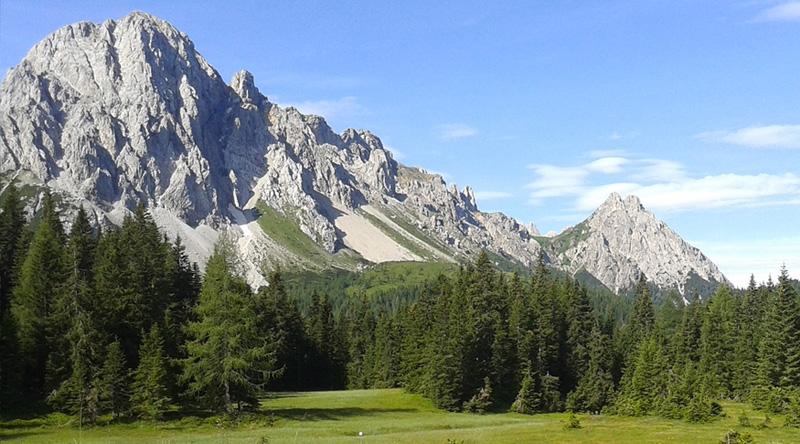 dove andare in montagna in italia Friuli