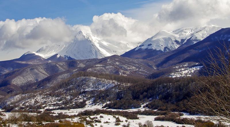 dove andare in montagna in italia Appennini