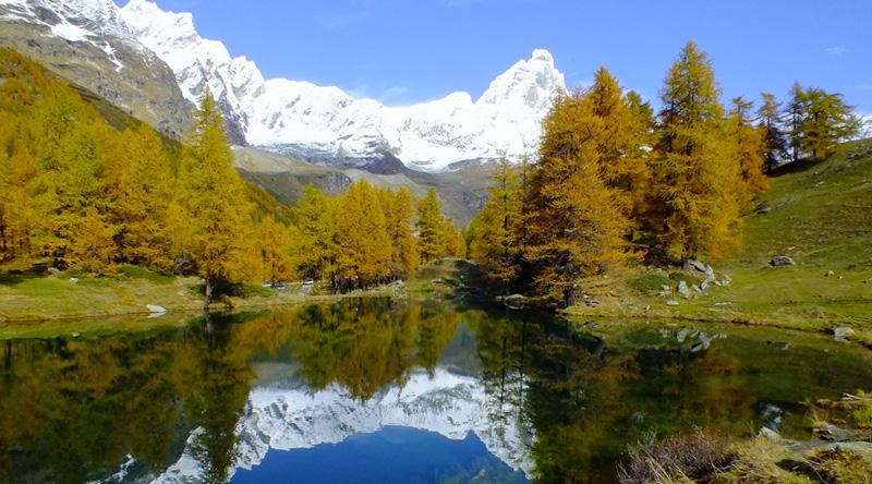 Dove Andare Montagna Italia valle aosta